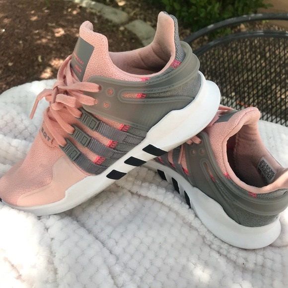 adidas equipment support adv pink